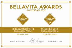 Bellavita Awards Amsterdam 2019